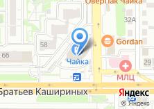 Компания «ДезЧел» на карте