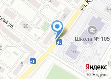 Компания «Монетка» на карте
