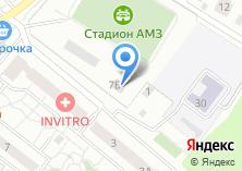 Компания «Челябинец» на карте