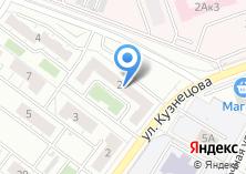 Компания «Иванна Стиль» на карте