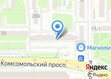 Компания «Сеть магазинов пчелотоваров» на карте