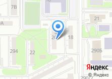 Компания «Врачебно-физкультурный диспансер г. Челябинска» на карте