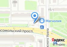Компания «Экспресс Деньги» на карте