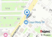 Компания «КПО-Маркет» на карте