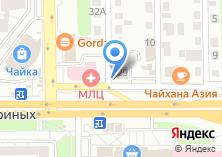 Компания «Рулевой-Шинавтотех» на карте