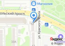 Компания «ВАНКОМ-МЕБЕЛЬ» на карте