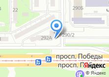 Компания «Строящийся жилой дом по ул. Победы проспект» на карте