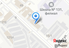 Компания «Элемент подвески» на карте