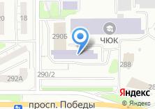 Компания «Буровые технологии» на карте