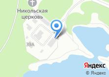 Компания «Уралэлектра» на карте