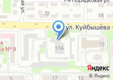 Компания «СМК ЮУ» на карте
