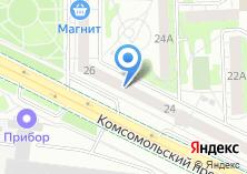 Компания «ГЛЯНЦЕВЫЙ ЖУРНАЛ LIFEISGOOD» на карте