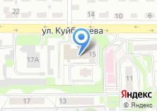 Компания «Пожарная часть Курчатовского района» на карте