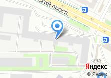 Компания «Микродеталь» на карте