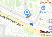 Компания «Реквием» на карте
