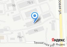 Компания «Мотобункер» на карте