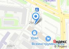 Компания «ei-dveri» на карте