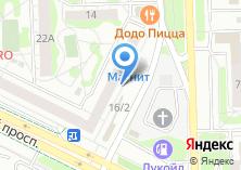 Компания «Классика» на карте