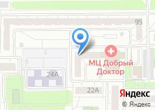 Компания «Уральский стандарт» на карте