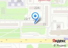 Компания «Урал-Мегаполис» на карте