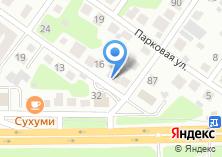 Компания «Теко» на карте