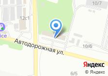 Компания «УралСпецТорг» на карте