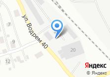 Компания «МонтажТрансСтрой» на карте