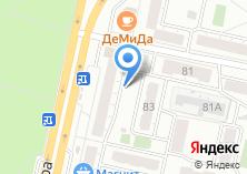 Компания «Вид» на карте