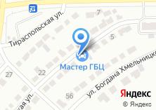 Компания «Автомастерская» на карте