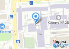 Компания «ЮУрГУ» на карте