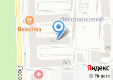 Компания «РЕКПОЛ» на карте