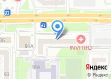 Компания «От Иванычей» на карте