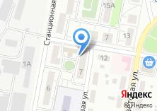Компания «СМС Недвижимость» на карте
