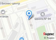 Компания «Продуктовый магазин на шоссе Металлургов» на карте