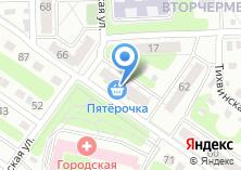 Компания «Логард» на карте