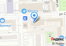 Компания «ЧелябСпецСтрой» на карте