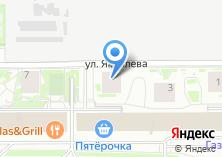 Компания «Санкт-Петербургская школа телевидения» на карте