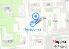 Компания «Частный прист» на карте