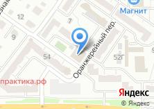 Компания «Цветоптторг» на карте
