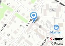 Компания «СпецЗащита» на карте