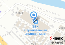 Компания «Максистрой» на карте