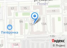 Компания «Спецконтроль Прокат» на карте