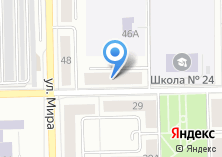 Компания «Зеленый» на карте
