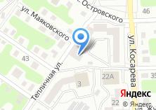 Компания «СтройТрест Урал» на карте