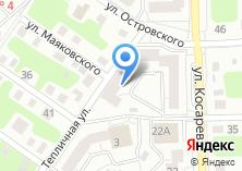 Компания «ФЛЮГЕР» на карте