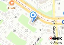 Компания «Гараж-автоинструмент» на карте