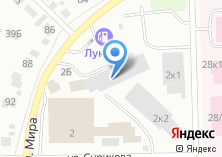 Компания «СДМ-Челябинск» на карте
