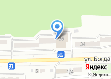 Компания «ТОиР+7» на карте