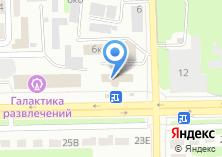 Компания «Инженерные изыскания» на карте