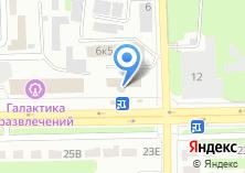 Компания «Sirius» на карте